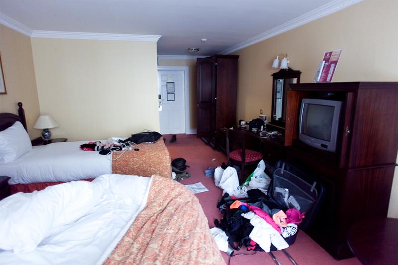 hotellsannhet