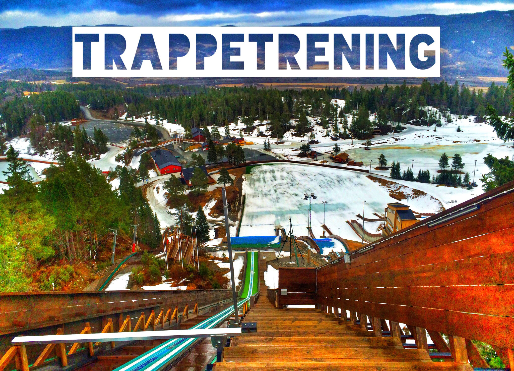 trappetrening